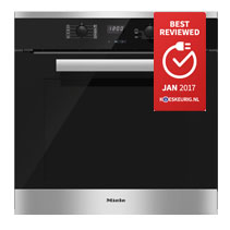 Best reviewed Miele-oven H 2666 BP