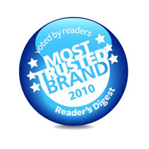 "Reader´s Digest ""Pegasus Award"""