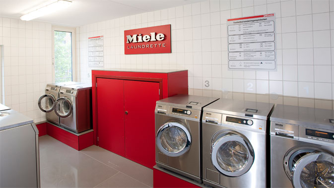 Miele Laundrette