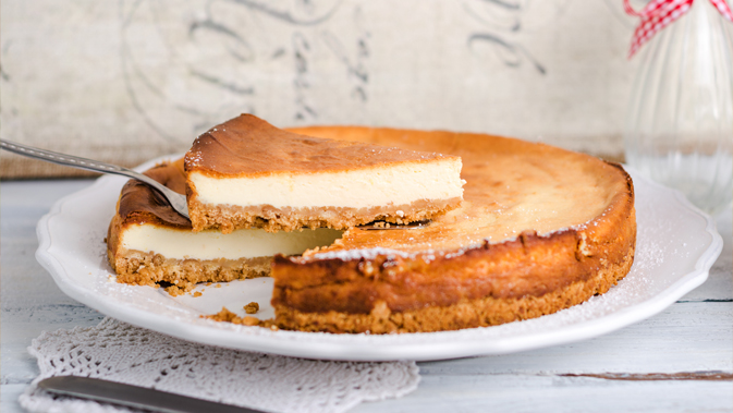 Cheesecake: de legendarische cake uit New York