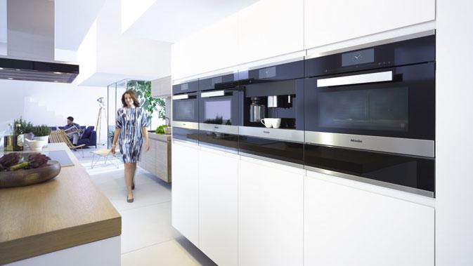 Keuken Zonder Inbouwapparatuur : Persberichten miele
