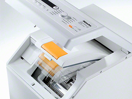 Miele wasmachines van voorlader tot bovenlader miele for Machine a laver panne