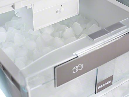 icemaker koelvriescombinaties