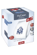 SB SET GN+AA HyClean XL-Pack Cat & Dog XL-pack HyClean stofzakken 3D Efficiency GN