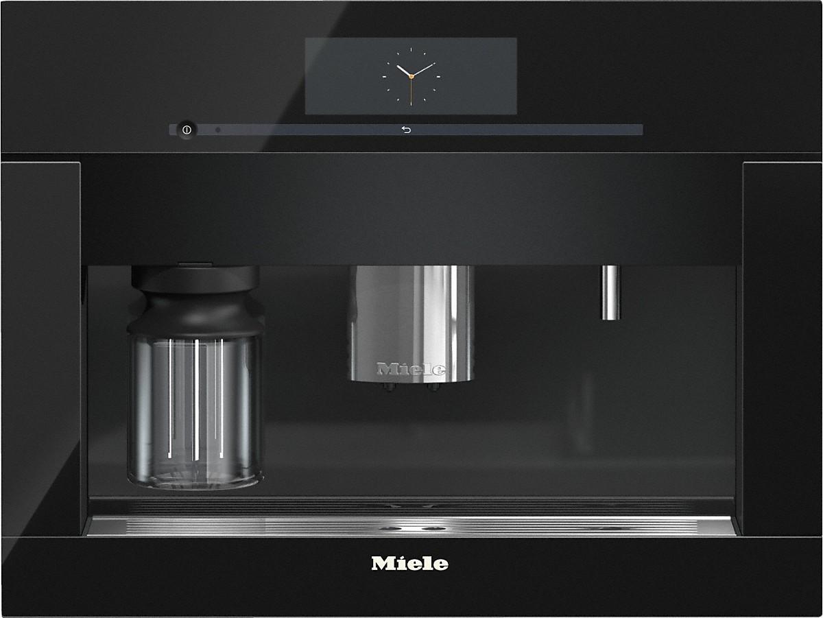 miele koffieautomaten cva 6805 inbouwkoffiemachine