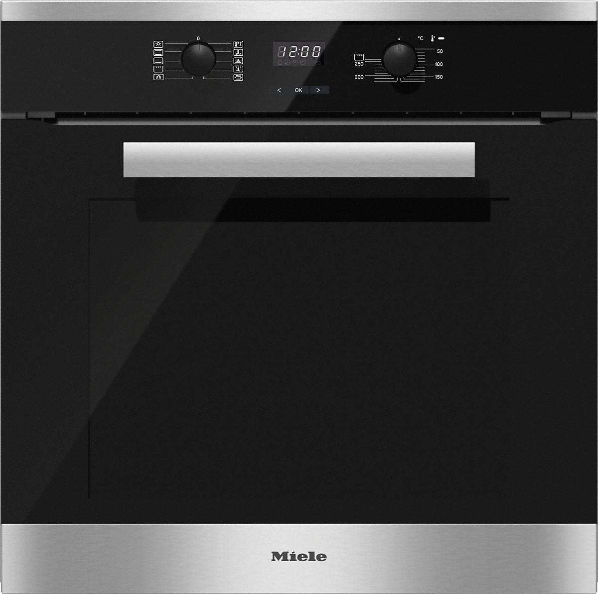 miele ovens h 2661 1 bp oven. Black Bedroom Furniture Sets. Home Design Ideas