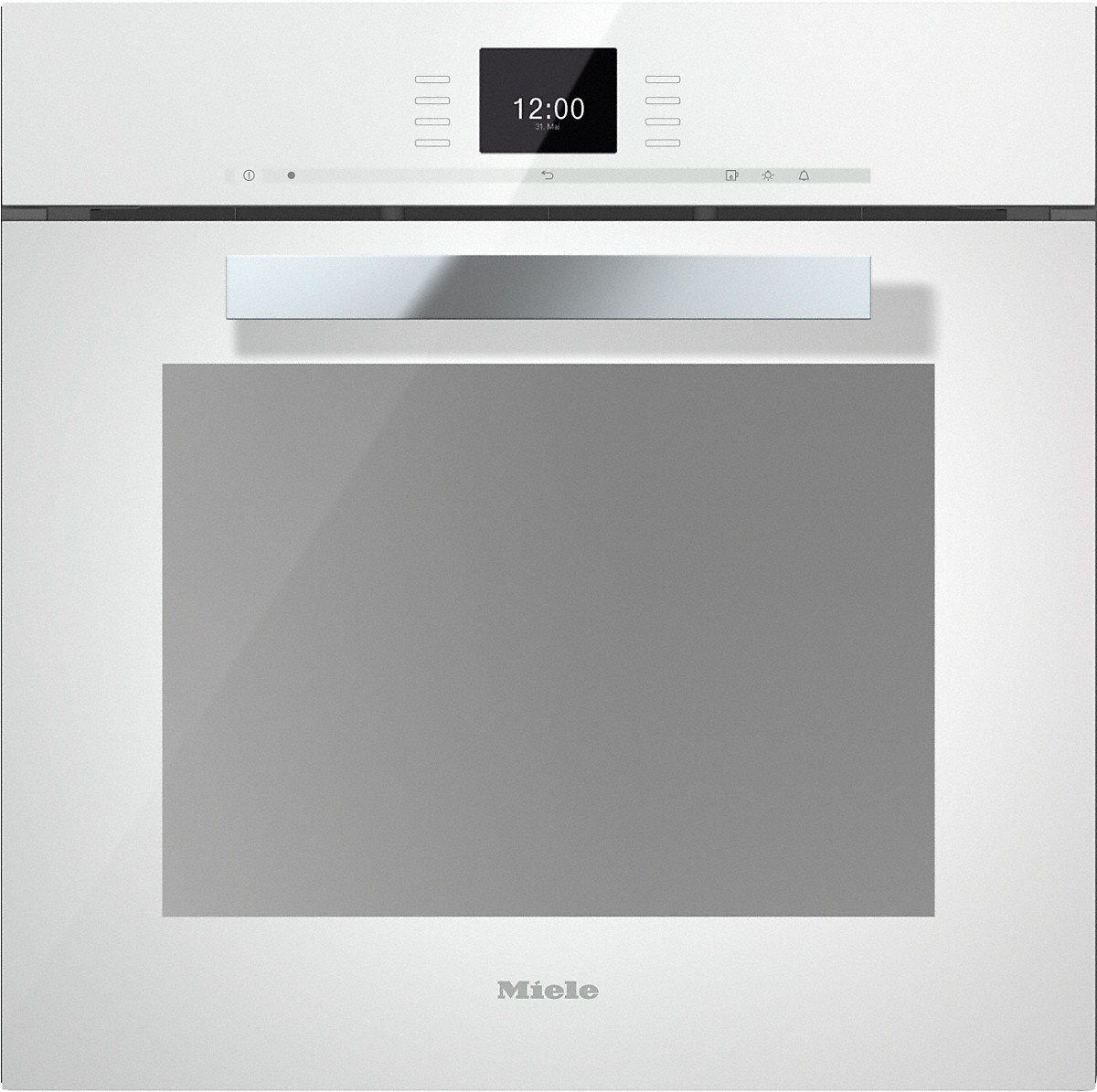 miele dgc 6660 stoomoven met volwaardige oven xxl. Black Bedroom Furniture Sets. Home Design Ideas