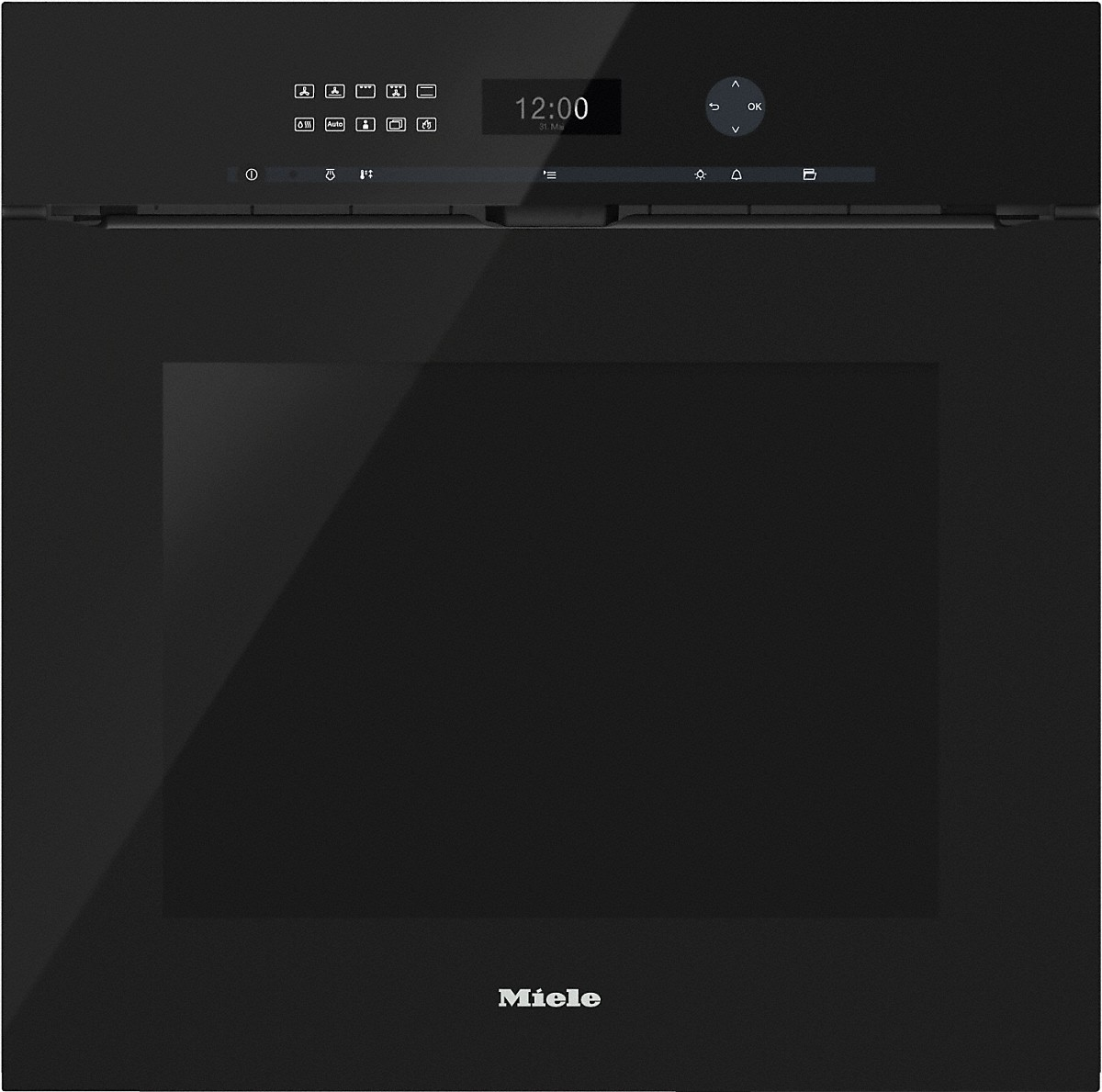 miele ovens h 6461 bpx greeploze oven. Black Bedroom Furniture Sets. Home Design Ideas